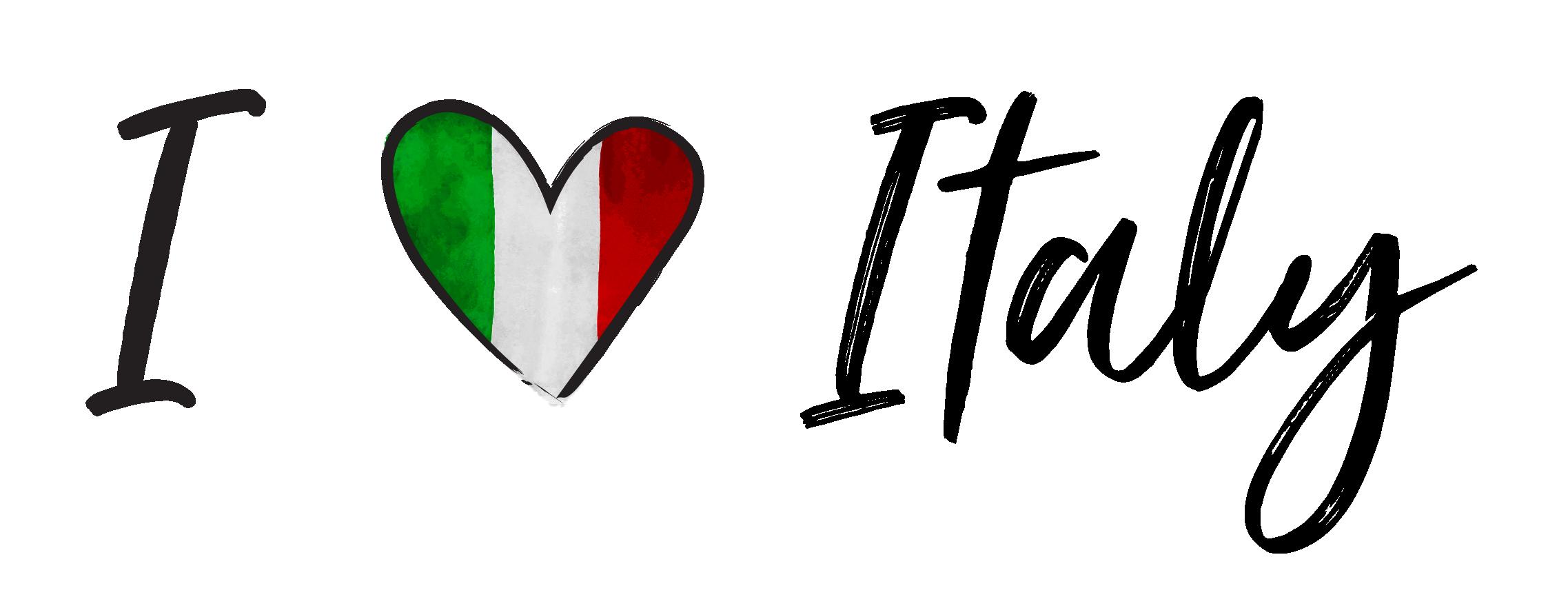 I Heart Italy