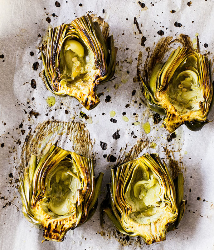 What to Eat in Italy Artichokes