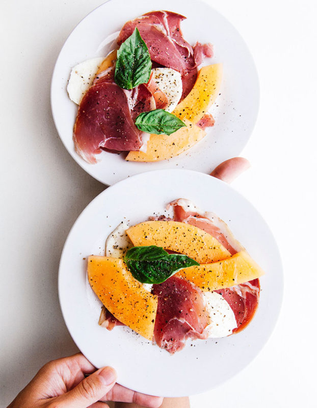 What to Eat in Italy Prosciutto e Melone