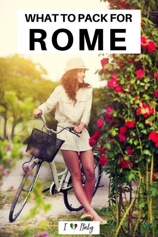 What to Pack for Rome