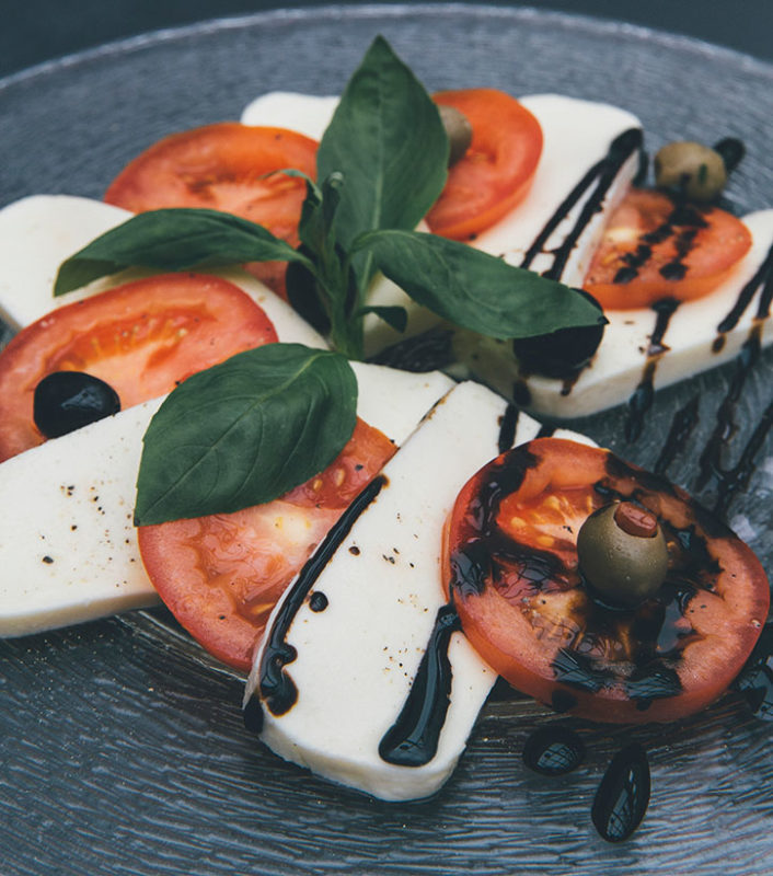 What to Eat in Italy Caprese Salad