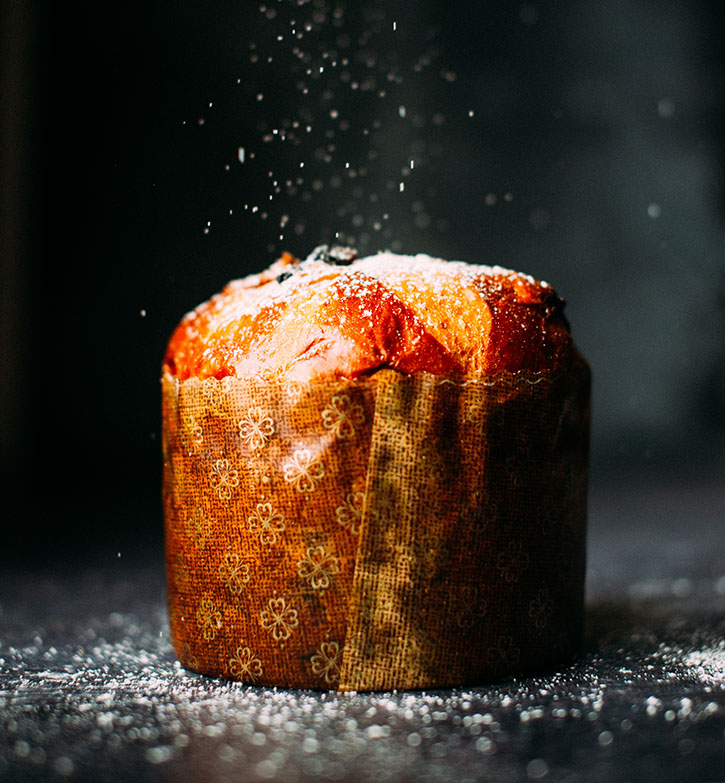 What to Eat in Italy Panettone