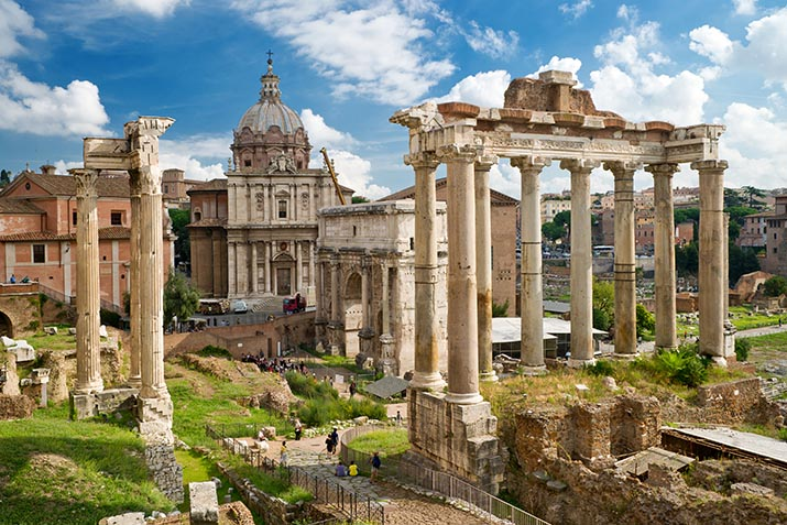 Wondering what to do in Rome? these are my favorites! From Colosseum to Cooking Class, this list of the best things to do in Rome will keep you busy!
