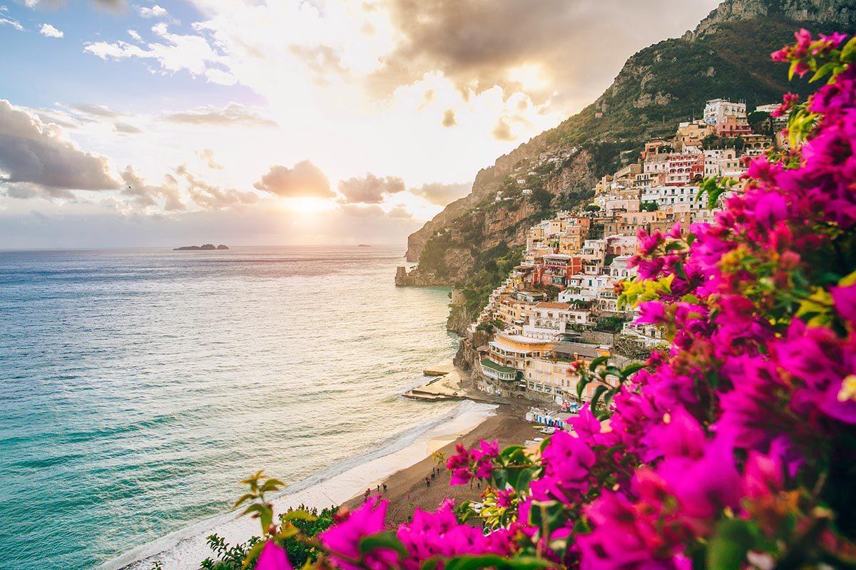Cinque Terre or Amalfi Coast